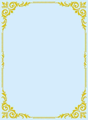 ブロッコリースリーブプロテクター【世界の文様】「アラベスク」Ver.2