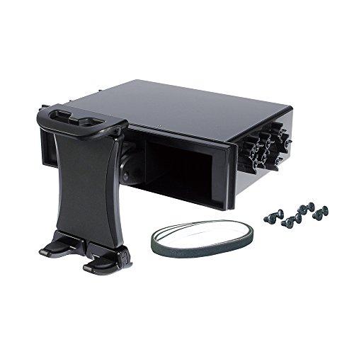 槌屋ヤック オーディオ パーツ DIN BOX タブレットホルダー VP-D13