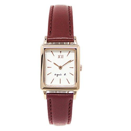 アニエスベーの腕時計はシンプルで女子大生が喜ぶGIFT