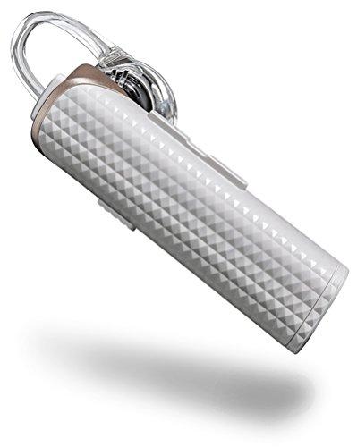 【国内正規品】 PLANTRONICS Bluetooth ワイヤレスヘッドセット モノラルイヤホンタイプ Explorer 120 ホワイト EXPLORER120-W