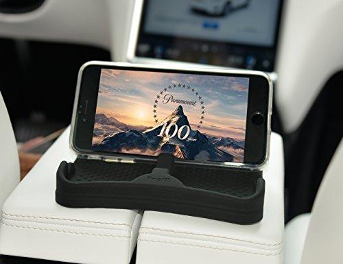 Topfit 車載携帯用滑り止めマット 車載ホルダー GPSナビ/スマホ/iPhone固定用品 多機種対応 超粘着
