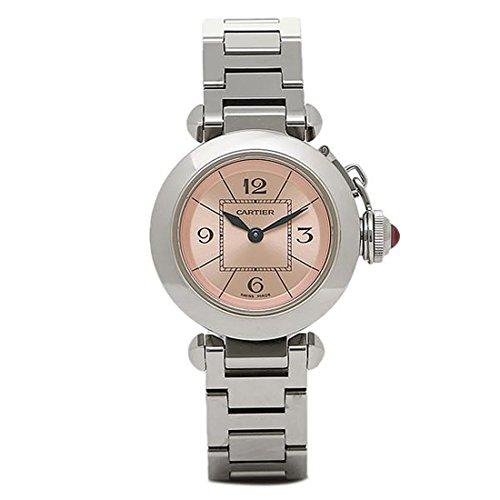 カルティエはハイセンスブランドでレディース時計は30代女性に人気