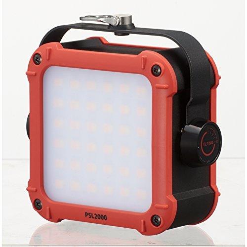 ロゴス(LOGOS) ライト パワーストックランタン2000 LEDライト iPad&iPhone 2台同時充電可能 アウトドア・非...