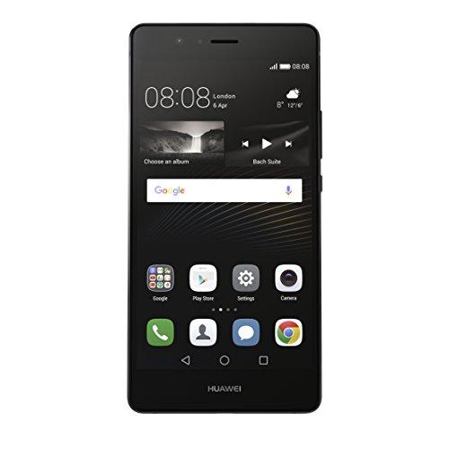 Huawei P9 LITE SIMフリースマートフォン VNS-L22-BLACKブラック 【日本正規代理店品】 VNS-L22-BLACK
