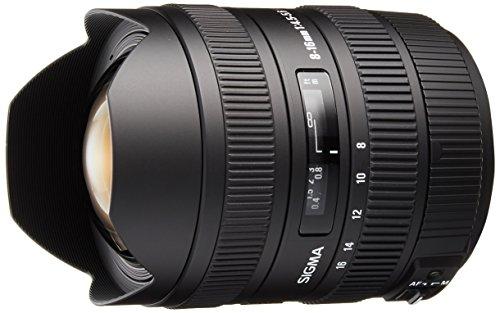 SIGMA 超広角ズームレンズ 8-16mm F4.5-5.6 DC HSM ソニー用 APS-C専用 203627