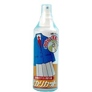 テカリカット 衣類のテカリ取り液 (200ml)