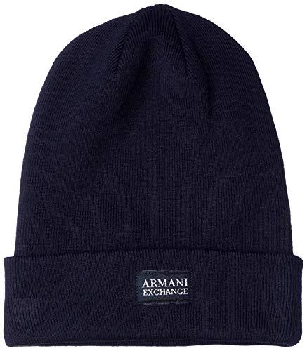 アルマーニのニット帽をクリスマスにプレゼント