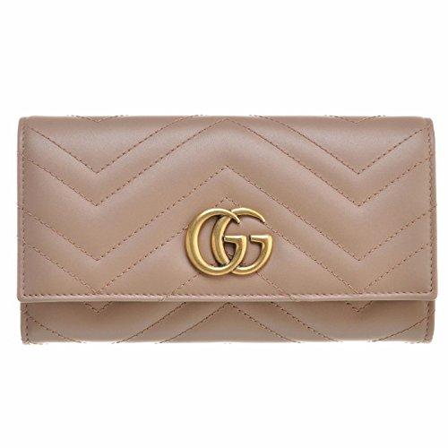 GUCCIの財布は女性の憧れ!