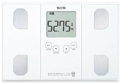 タニタの体重計はもらって嬉しい家電