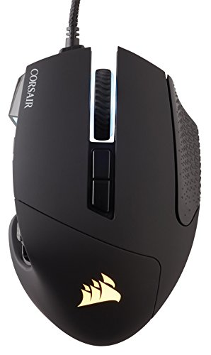 Corsair SCIMITAR PRO RGB -Black- オプティカルゲーミングマウス MS295 CH-9304111-AP