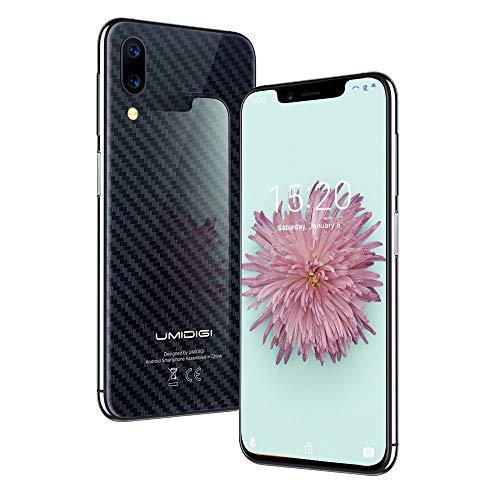UMIDIGI ONE Pro SIMフリースマートフォン 15Wワイヤレス充電 フロント16MPカメラ リア12MP+5MPデュアルカ...