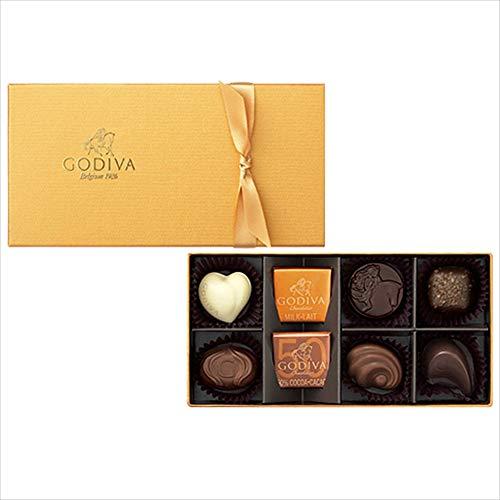 ゴディバのチョコレートはプチ贅沢でもらって嬉しい食べ物