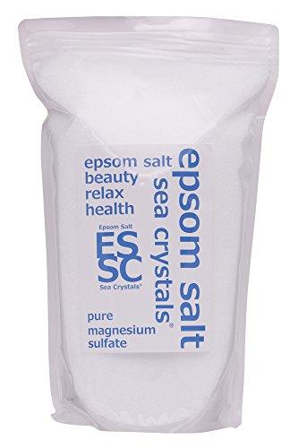 シークリスタルス 国産 エプソムソルト (硫酸マグネシウム) 入浴剤 2.2㎏約14回分 浴用化粧品
