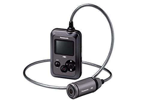 Panasonic ウェアラブルカメラ HX-A500-H