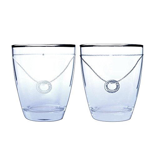 LARA Christieのペアグラスはおしゃれで結婚祝いにおすすめのプレゼント
