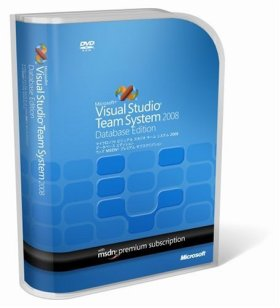 Visual Studio Team System 2008 Database Edition with MSDN Premium Subscription