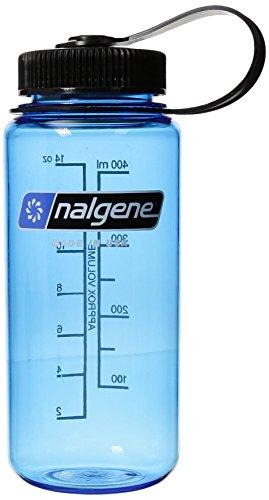 nalgene(ナルゲン) カラーボトル 広口0.5L トライタンボトル スレートブルー 91303