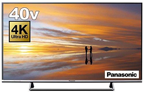 Panasonic 40V型 4K液晶テレビ 3D対応 VIERA 4K TH-40CX700