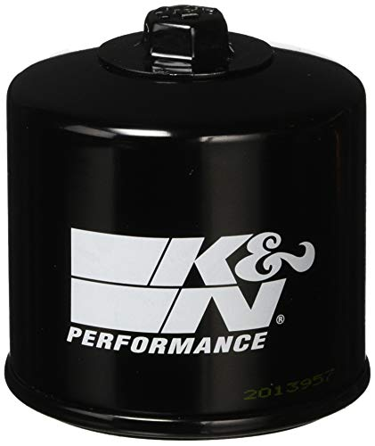 K&N(ケーアンドエヌ) オイルフィルター KN-153 ブラック DUCATI KN-153