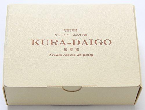 みそ漬処香の蔵 蔵醍醐クリームチーズのみそ漬 (75g)