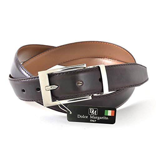 (ドルチェ マルガリータ)Dolce Margarita dm-02-b-cho ベルト メンズ 本革 イタリアベルト ブランド サイズ調整可能 レザー