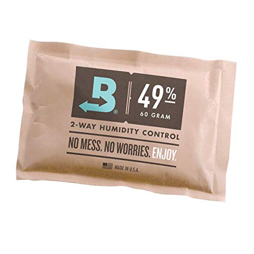 Boveda (ボヴェダ) 49%RH 2Way Humidity Control 楽器用湿度調整剤 【徹底紹介】ギターを湿気から守る対策!湿度を減らしてネック反りやこもった音を防ぐオススメの方法。【ギター・アコギ・クラシックギター・ベース】