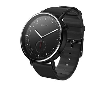 Misfit Wearables MIS5017 Command Hybrid Smartwatch with Sport Band [並行輸入品]