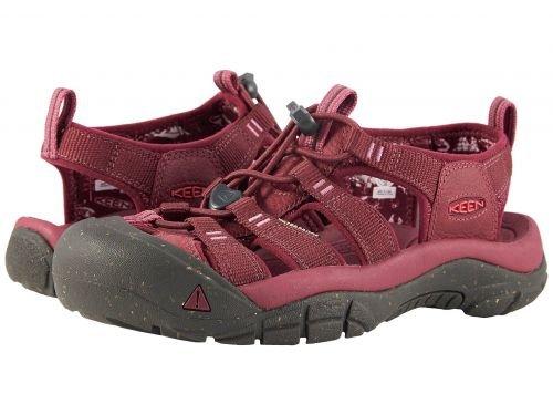 Keen(キーン) レディース 女性用 シューズ 靴 サンダル Newport Eco - Rose Garden/Tawny Port 7.5 B - Med...