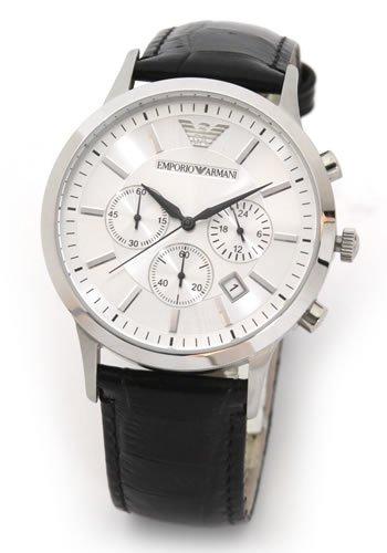 アルマーニの腕時計を息子にプレゼント