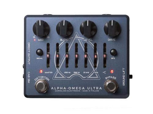 Darkglass Electronics ダークグラスエレクトロニクス ベース用プリアンプ Alpha Omega Ultra 【国内正規品】【徹底紹介】Roselia 今井リサ(中島由貴)のエフェクターボード・機材を解析!ツマミ・ノブの位置も分かる!ベースを支える機材の数々を紹介!BanG Dream!バンドリ! 【金額一覧】