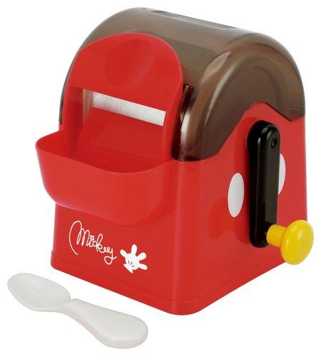 くるくるアイスクリームメーカーは4歳の女の子に人気