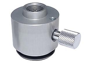 【ガス詰め替えアダプター】カセットボンベ(CB缶)からアウトドア用ボンベ(OD缶)にガスを詰め替える