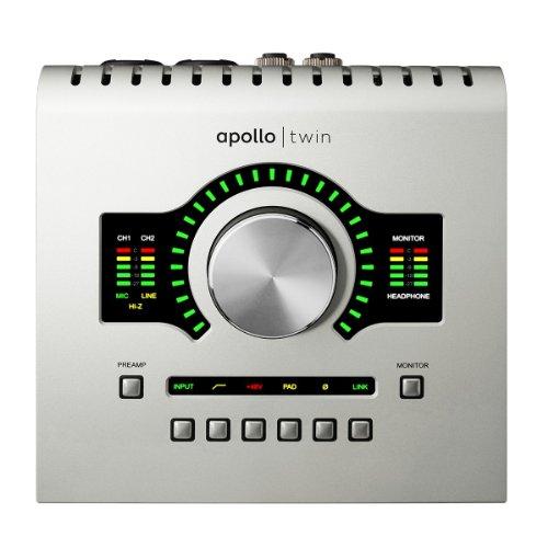 Universal Audio Apollo Twin USB 【国内正規品】 【徹底紹介】中田ヤスタカのDTM機材を紹介! Cubase、Universal Audio Apollo Twin、GENELEC 8351A、KOMPLETE KONTROL S61 MK2を使用!(自宅スタジオ)