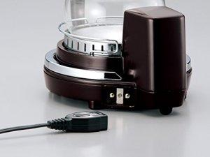 TWINBIRD サイフォン式コーヒーメーカー ブラウン CM-D854BR
