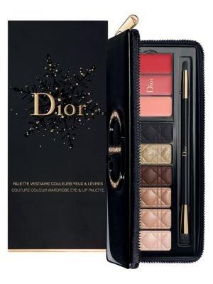 【Dior(ディオール)】クチュール カラー ワードローブ パレット_2017年クリスマス