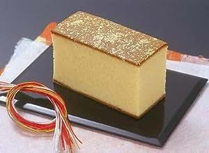 烏鶏庵 烏骨鶏かすていら 金箔(約200g) | ケーキ・洋菓子 通販
