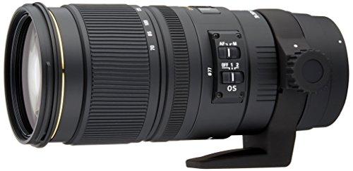 SIGMA 望遠ズームレンズ APO 70-200mm F2.8 EX DG OS HSM キヤノン用 フルサイズ対応 589547