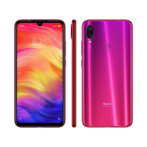 Xiaomi Redmi Note 7 ■ Global Version★6.3インチ IPS 1080 x 2340 pixels Corning Gorilla Glass 5 ■Qualcomm SDM660 Snapdragon 660 (14 nm) MIUI 10 (Android 9)搭載 日本仕様 ■AI対応搭載カメラ 後48MP +5.0MP + 前13.0MP■4G LTE+4G/3G 同時待受けDSDV対応■RAM 4GB + ROM 64GB■4000mAh Battery搭載●Dual SIM (Nano-SIM, dual stand-by)■Nebula Red赤
