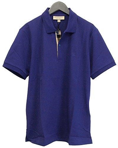 セレブも愛用するBURBERRYのポロシャツのポロシャツは男性に人気