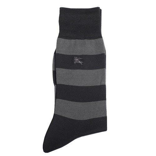 BURBERRYは男性が貰って嬉しい靴下ブランド