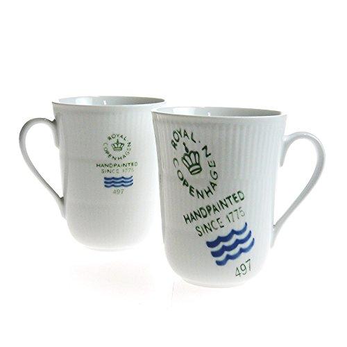 ロイヤルコペンハーゲンのマグカップを結婚祝いにプレゼント