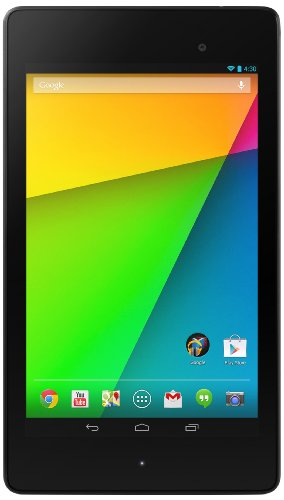 ASUS Nexus7  2013  TABLET / ブラック  Android / 7inch / APQ8064 / 2G / 16G / BT4  ME571-16G