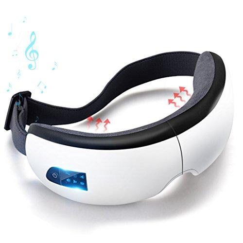 目元マッサージャーは目の疲れを癒す最新家電でプレゼントに人気