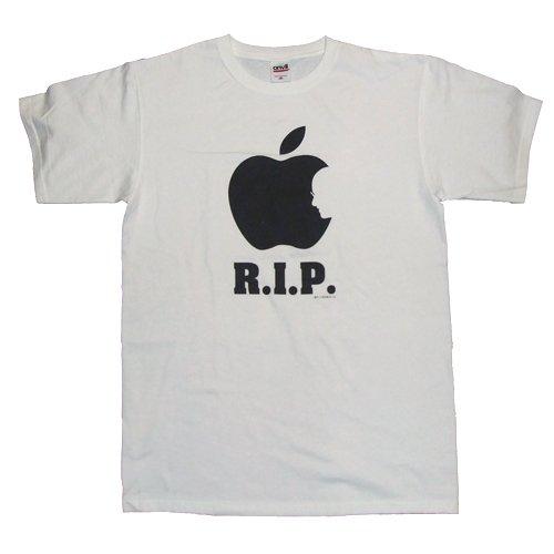 STEVE JOBS スティーブジョブス - R.I.P. / Tシャツ/メンズ