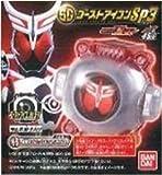 仮面ライダーゴースト SGゴーストアイコンSP3 8個入りBOX 食玩