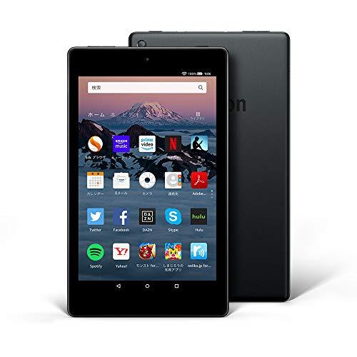 Fire HD 8 タブレット (8インチHDディスプレイ) (Newモデル) 16GB