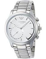 [エンポリオ アルマーニ]EMPORIO ARMANI 腕時計 ALBERTO ハイブリッドスマートウォッチ ART3011 メンズ 【正規輸入品】