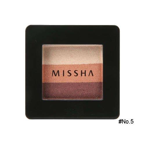 ミシャ(MISSHA) トリプルシャドウ 2g No.5(ビンテージプラム) [並行輸入品]
