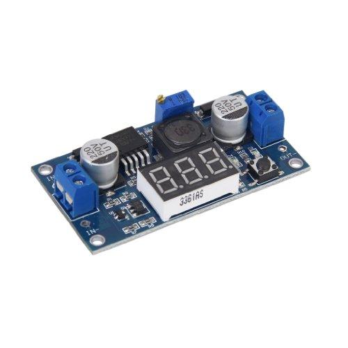 3LED電源モジュール パワーモジュール 調整可能 ステップアップ