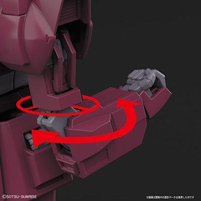 HGUC 機動戦士Zガンダム ガルバルディβ 1/144スケール 色分け済みプラモデル